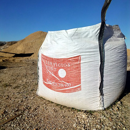 Big bag aridos