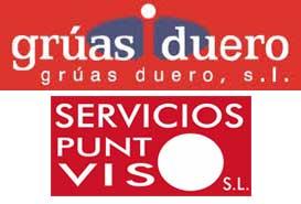 Servicios Punto Viso inicia la gestión conjunta con Gruas Duero de su parque de maquinaria desde elinicio de este año 2017.