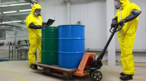 gestión residuos peligrosos