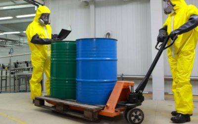 Recogida y gestión de residuos peligrosos
