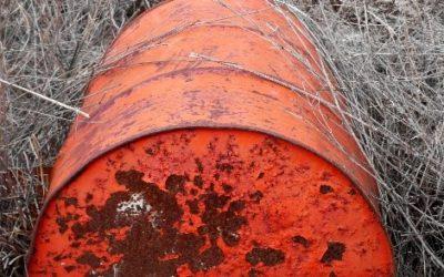 ¿Cuáles son las multas por el vertido de residuos?