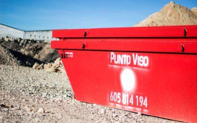A partir del 1 de enero de 2022, será obligatoria la clasificación separada de los residuos de construcción y demolición no peligrosos