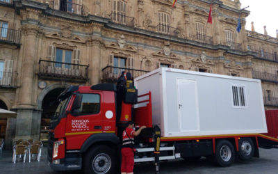 Servicios de transporte en Salamanca