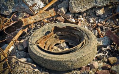 Evite problemas usando nuestros contenedores de escombros