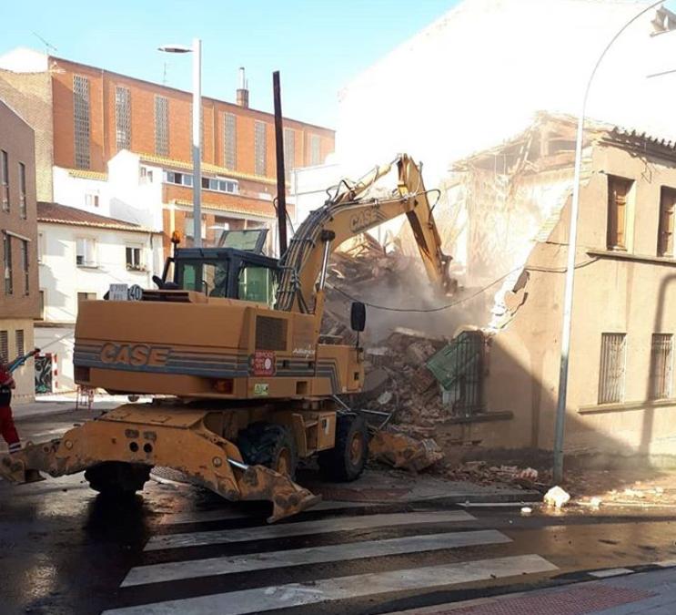 Demoliciones y excavaciones