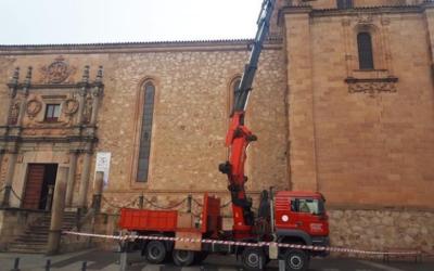 Realizamos trabajos en altura en Salamanca