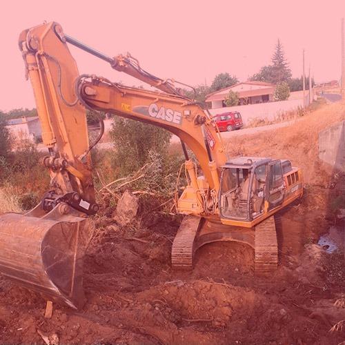 Excavaciones y demoliciones