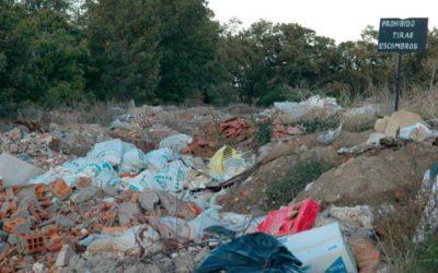 Servicio de reciclaje de escombros en Salamanca