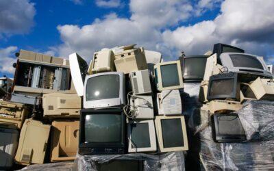 Gestión de residuos de aparatos eléctricos y electrónicos (RAEE)