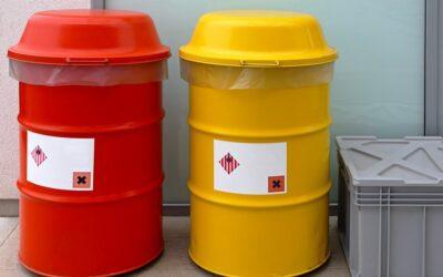 Gestión de residuos peligrosos en Salamanca